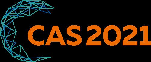 CAS 2021 logo